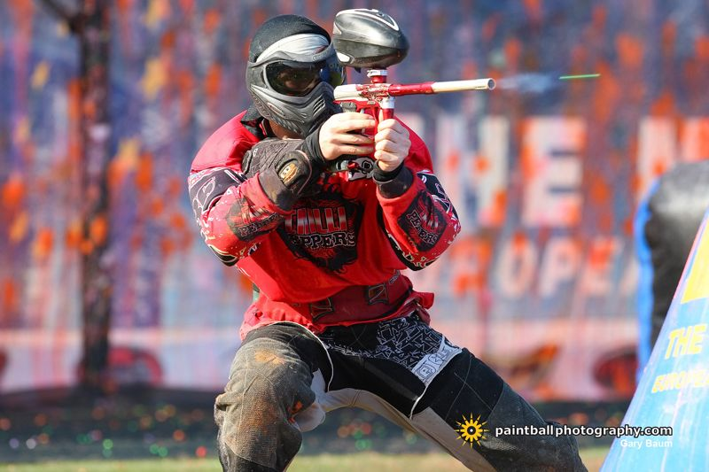 Professional Paintball from Turkey- The Millennium Sarsilmaz Cup -- Sports in photography-on-the ...