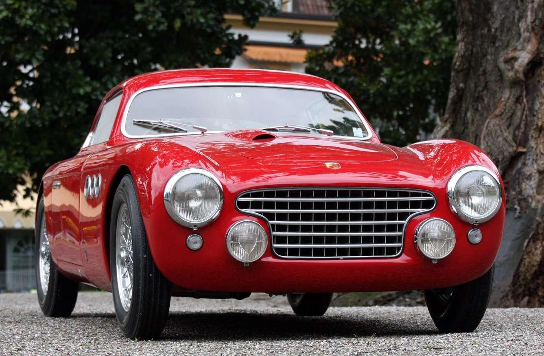 Cisitalia Abarth 204a Berlinetta Corsa By Carrozzeria Vignale Sport Car